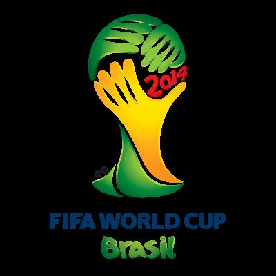 FIFA World Cup Brazil 2014 logo vector (.AI, 335.55 Kb) logo