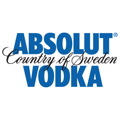 Absolut vodka logo vector logo