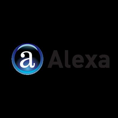 Alexa logo vector logo