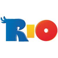 Angry Birds Rio logo vector logo