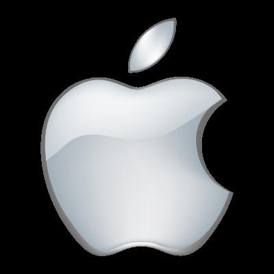 Apple 3D logo vector logo