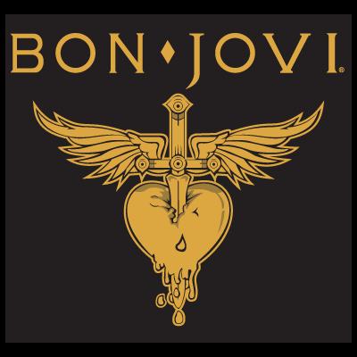 Bon Jovi logo vector logo