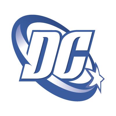 DC Comics logo vector logo
