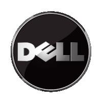 Dell 3D logo vector logo