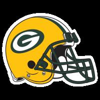 Green Bay Packers Helmet logo (.AI, 735.34 Kb)