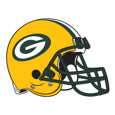 Green Bay Packers Helmet logo vector (.AI, 735.34 Kb) logo