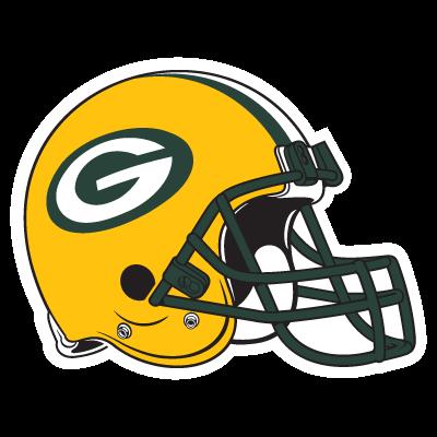 Green Bay Packers Helmet logo vector (.AI, 735.34 Kb) logo