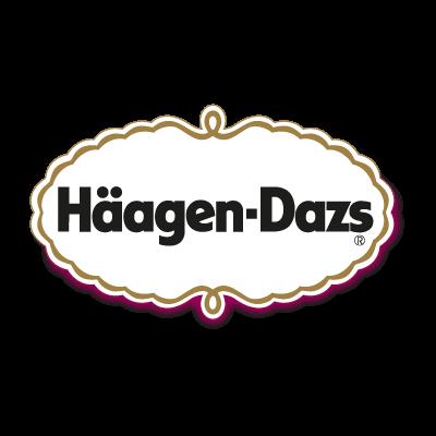 Haagen-Dazs logo vector logo