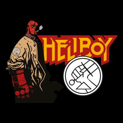 Hellboy vector logo