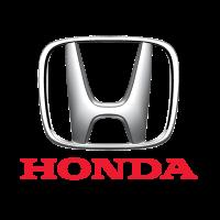 Honda silver logo