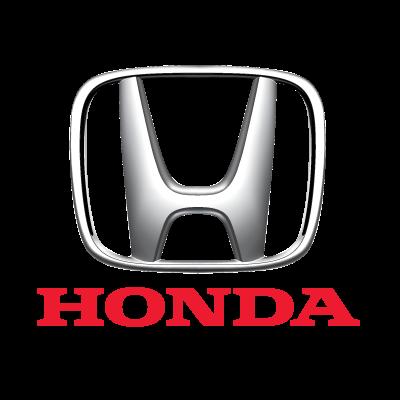 Honda silver logo vector logo