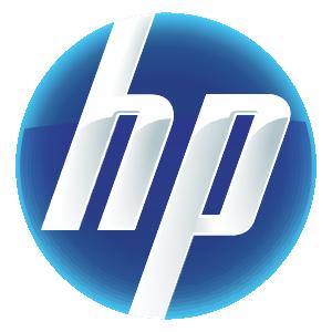HP New logo vector logo