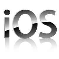 iOS logo (.EPS, 300.17 Kb)