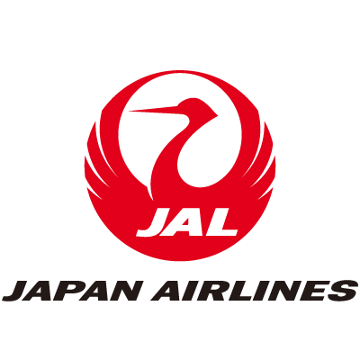 Japan airlines logo vector logo