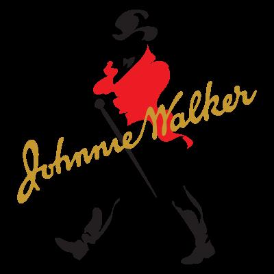 Johnnie Walker logo vector (.AI, 89.31 Kb) logo