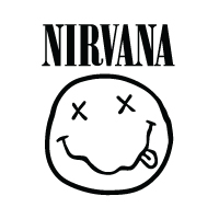 Nirvana download logo vector logo