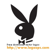 Playboy download logo vector (.AI, 36.09 Kb) logo