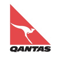 Qantas Airlines logo (.EPS, 21.18 Kb)