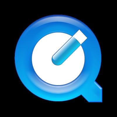 QuickTime icon logo vector logo