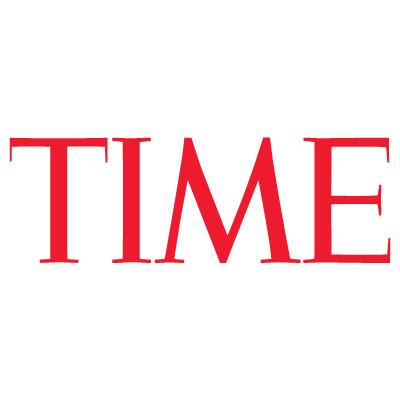 Time magazine logo vector logo