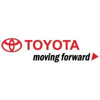 Toyota Moving forward logo
