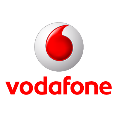 Vodafone 3D download logo vector (.EPS, 752.43 Kb) logo
