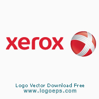 Xerox new logo vector logo