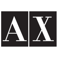 Armani Exchange logo vector logo