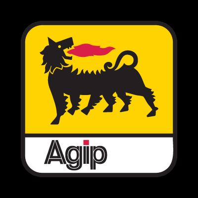 Agip logo vector logo