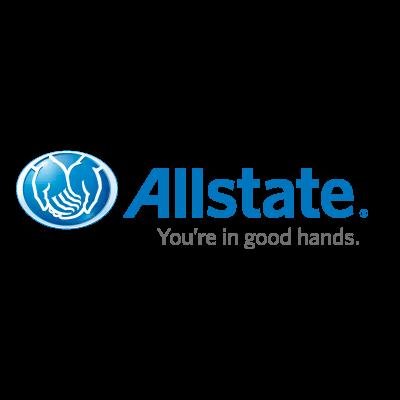 Allstate logo vector logo