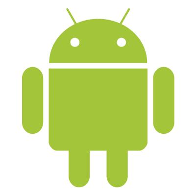 Android robot logo vector logo