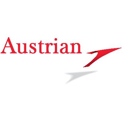 Austrian Airlines logo vector logo