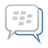Blackberry Messenger BBM logo