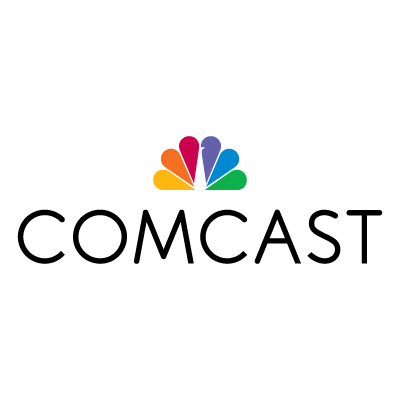 Comcast logo vector logo