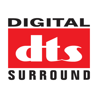 Digital DTS Surround logo vector logo
