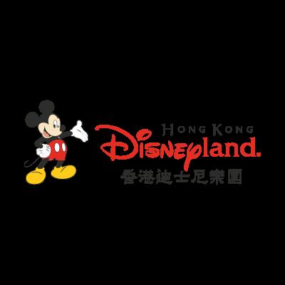 Disneyland Hong Kong logo vector logo