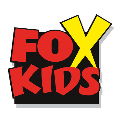 Fox Kids logo vector logo
