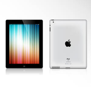 Ipad 2 logo vector logo