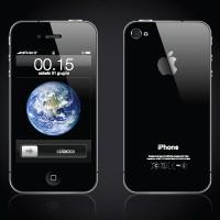 Iphone 4 logo
