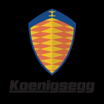 Koenigsegg logo vector logo