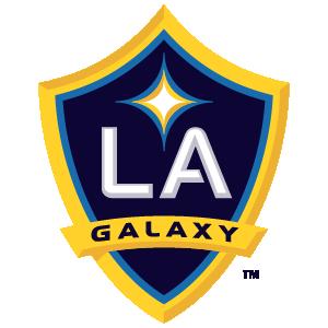 LA Galaxy logo vector logo