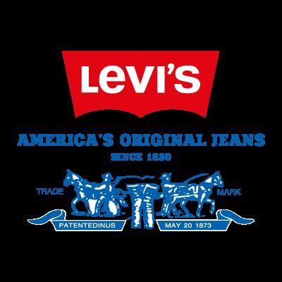 Levi's  logo vector logo