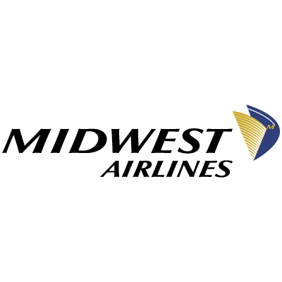 Midwest Airlines logo vector logo