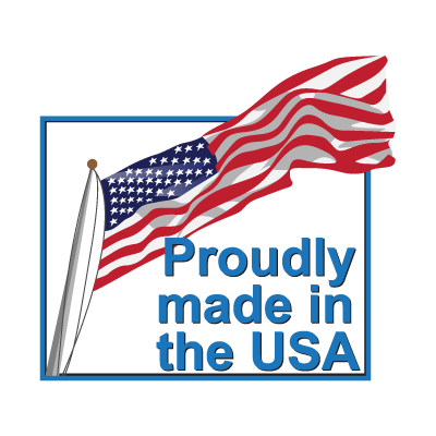 Made in the USA logo vector logo
