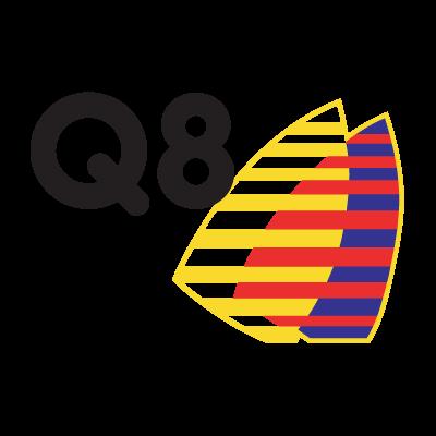 Q8 logo vector logo