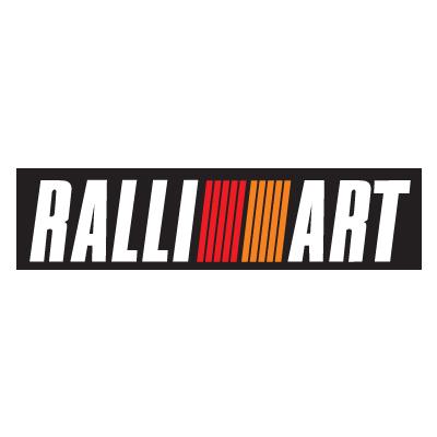 Ralliart logo vector logo