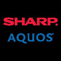 SHARP AQUOS logo