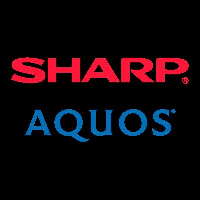 SHARP AQUOS logo vector logo