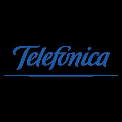 Telefonica logo vector logo