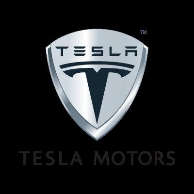 Tesla Motors logo vector logo